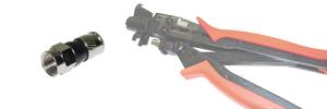Conetores, adaptadores e ferramentas Teka