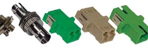 Alinhadores / Adaptadores fibra ótica Teka