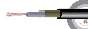 Cabo monotubo dielétrico Teka