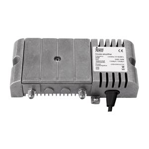 Amplificador Linha CATV/ MATV c/ ou s/ Retorno TEKA