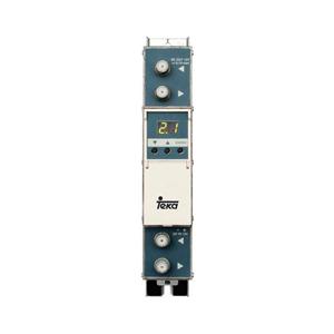 Amplificadores Monocanal MTK Programáveis Teka