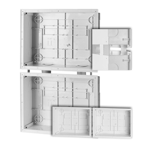 Caixa Base Dupla ATI 3Play Série 15''