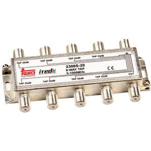 Repartidor Int. 8 Vias 2,4 GHz SL