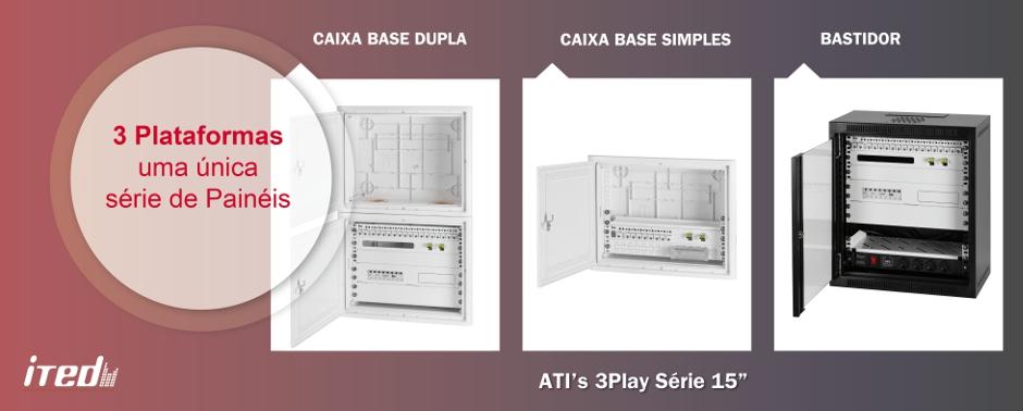 """TEKA - ATI's 3Play Série 15"""""""